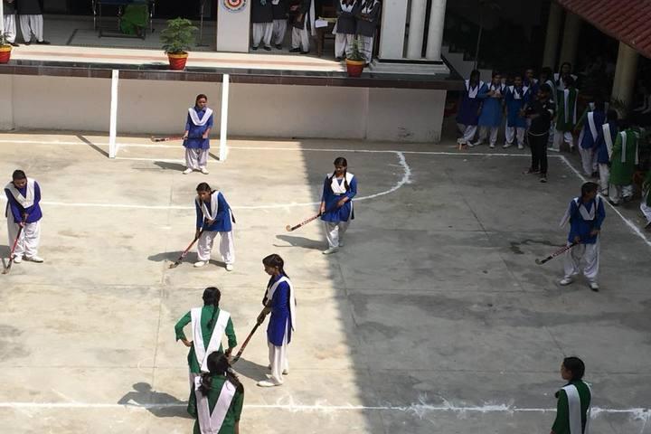 Children School-Hockey