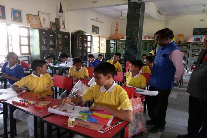 Children School-Painting
