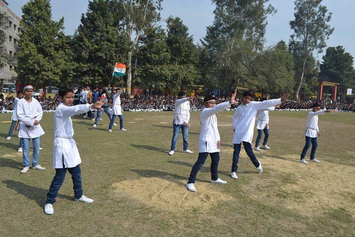 Children School-Republic Day