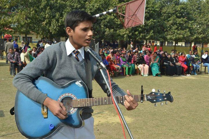 Children School-Singing