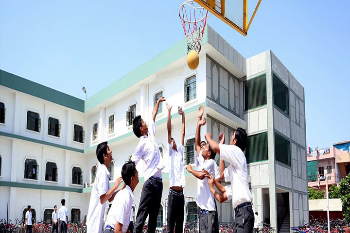 Children Academy-Basket Ball