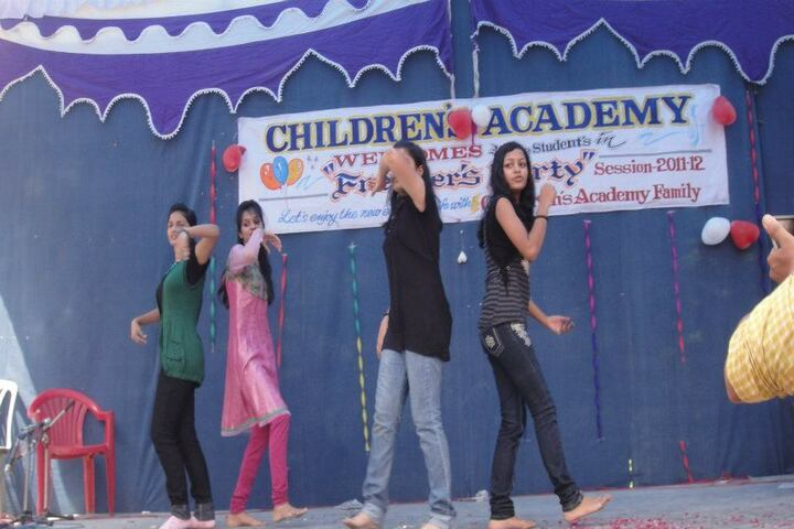 Childrens Academy-Freshers Party
