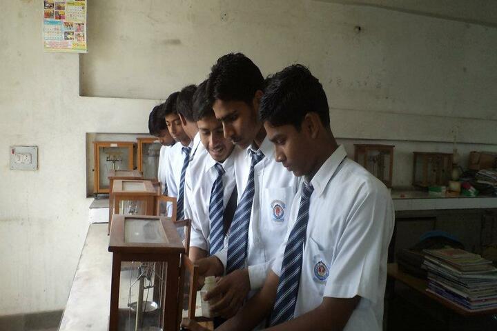 Childrens Academy-Physics Lab