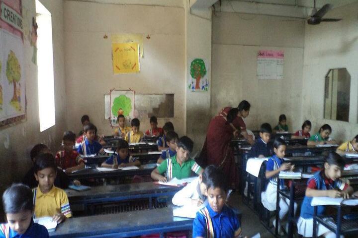 Childrens Academy-Primary classroom