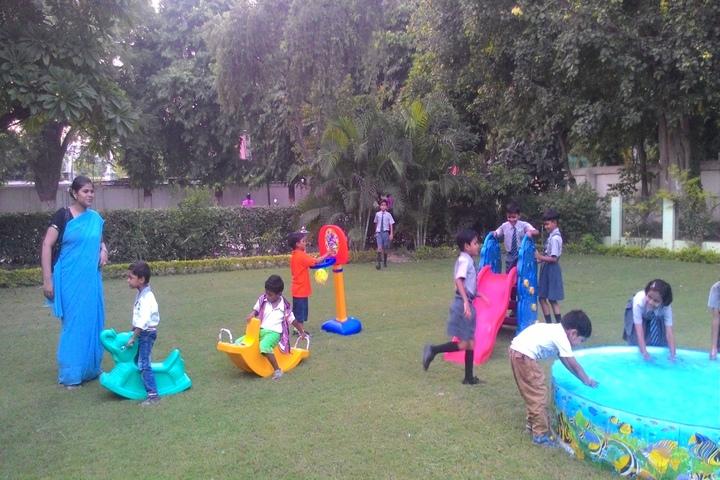 Children Academy-KG Playarea