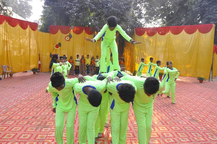 Childrens Academy-Stunt Activites
