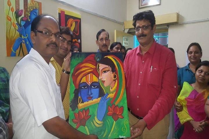 Chinmaya Vidyalaya-Arts