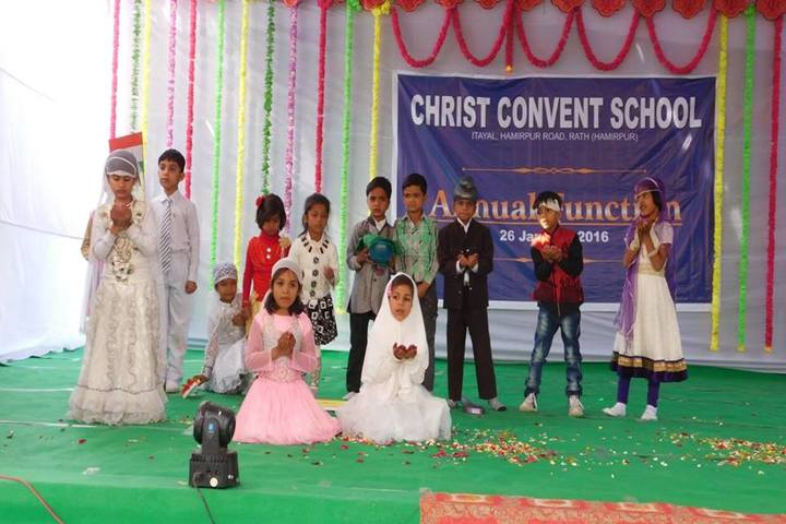 Christ Convent School Rath-Annual Function