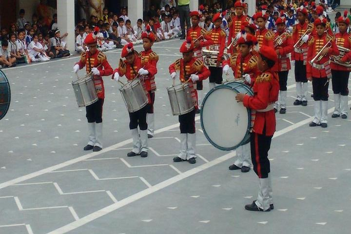Christ Jyoti Convent School-Band