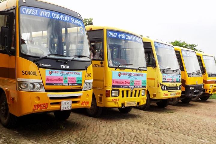 Christ Jyoti Convent School-Transport