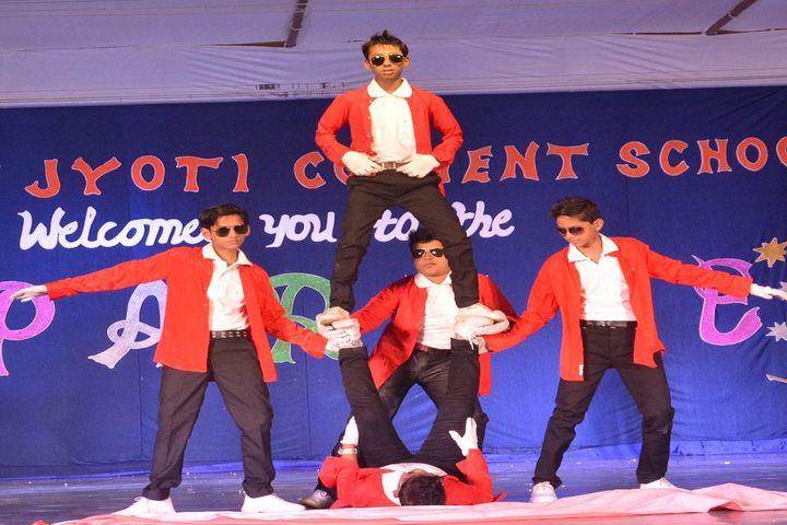 Christ Jyoti Convent School-Dance