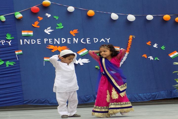 Christ Jyoti Convent School-Independence Day