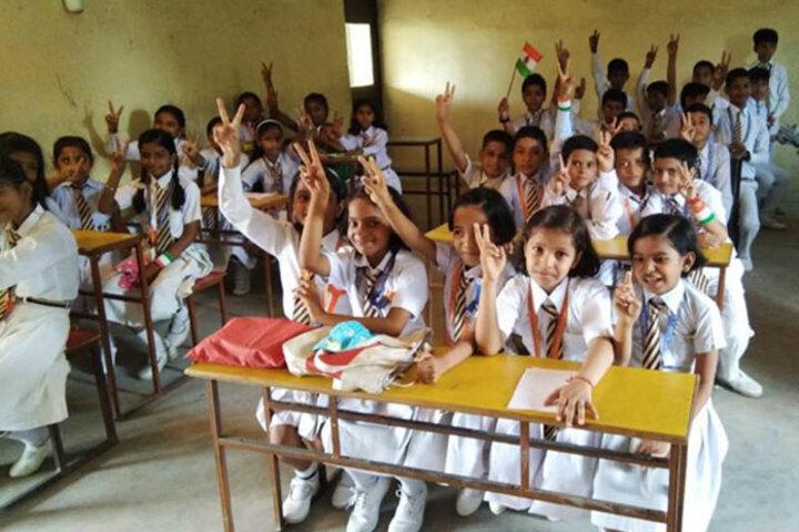 City Convent-Classroom