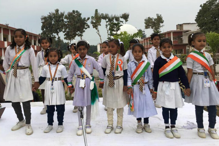 City Convent-Independence Day