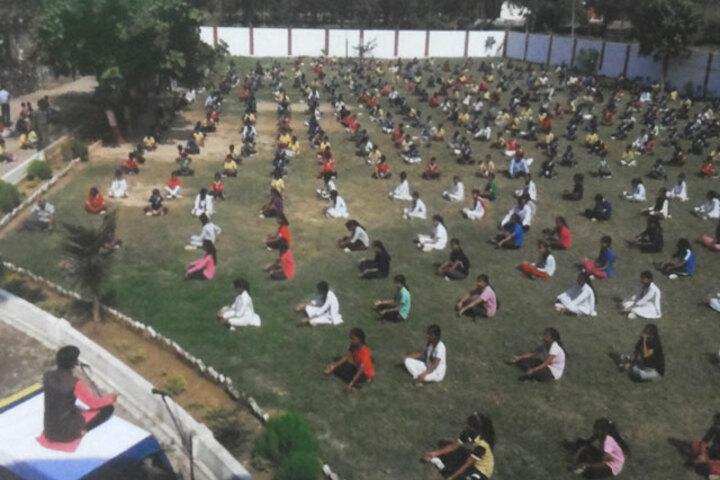 City Convent-Yoga