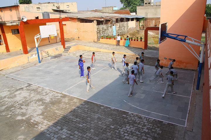 City Convent School-Basketball