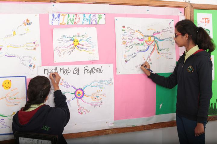 City International School-Art