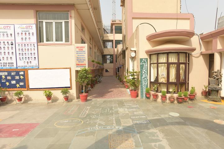 City International School-Campus