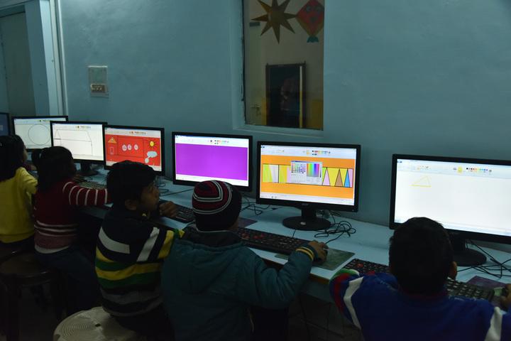 City International School-Computer Lab