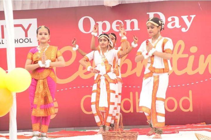 City International School-Dance