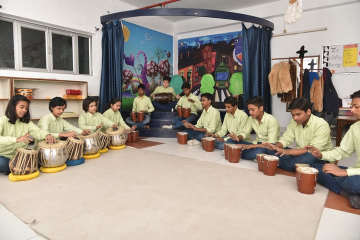 City International School-Music