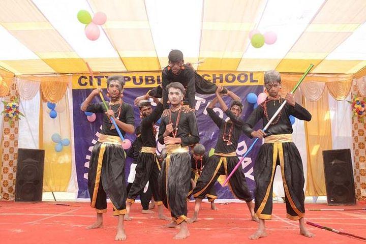 City Public School-Dance