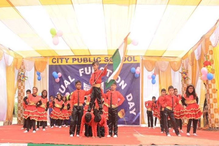 City Public School-Independence Day