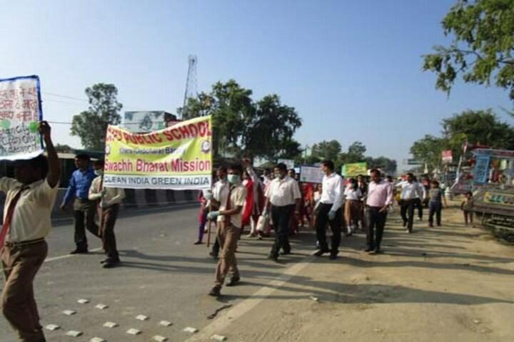 City Public School-Rally