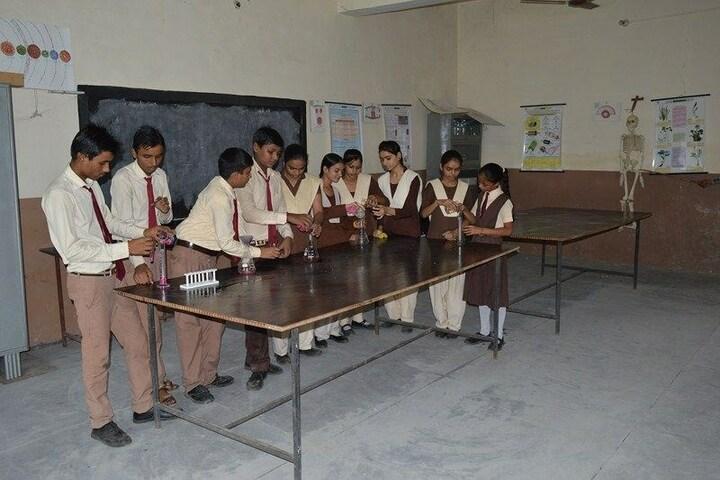 City Public School-Science Lab