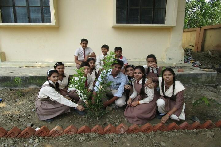 City Public School-Tree Plantation