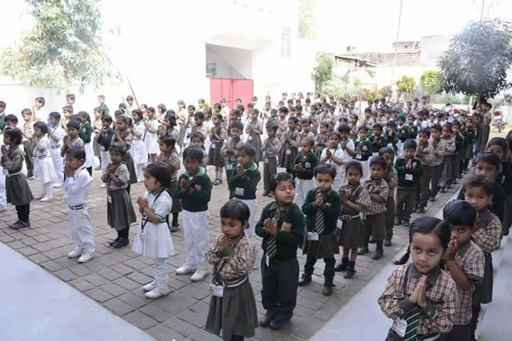 City Public School-Assembly
