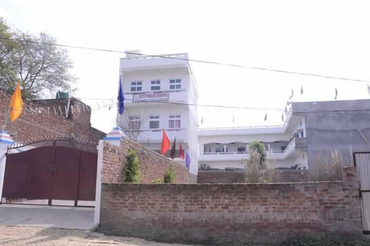 City Public School-Building