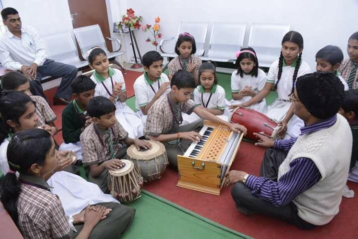 City Public School-Music Class