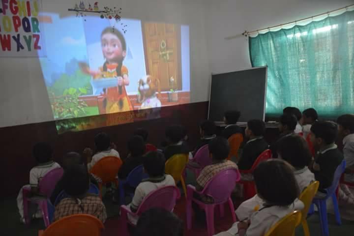 City Public School-Smart Classroom