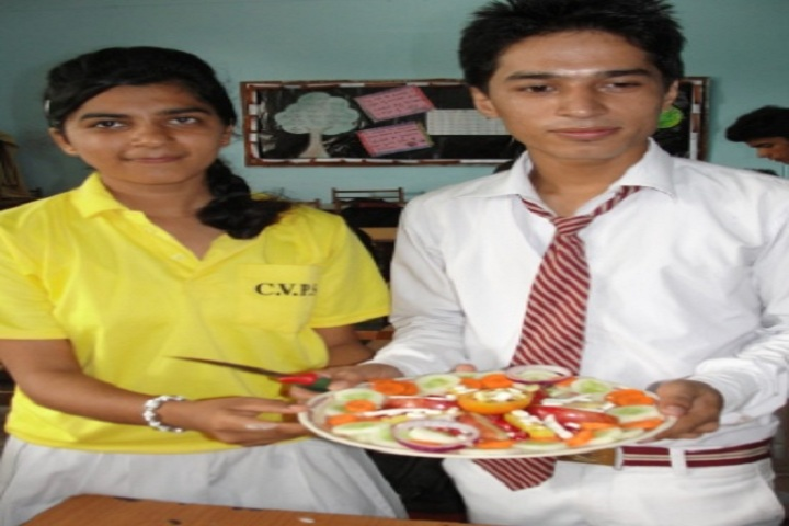 City Vocational Public School-Cooking Activity
