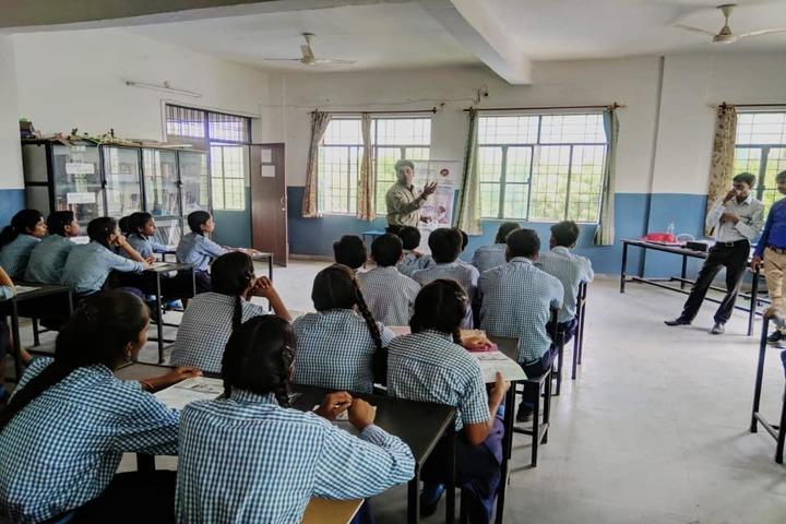 Colonel S N Mishra Obe Memorial School-Classroom