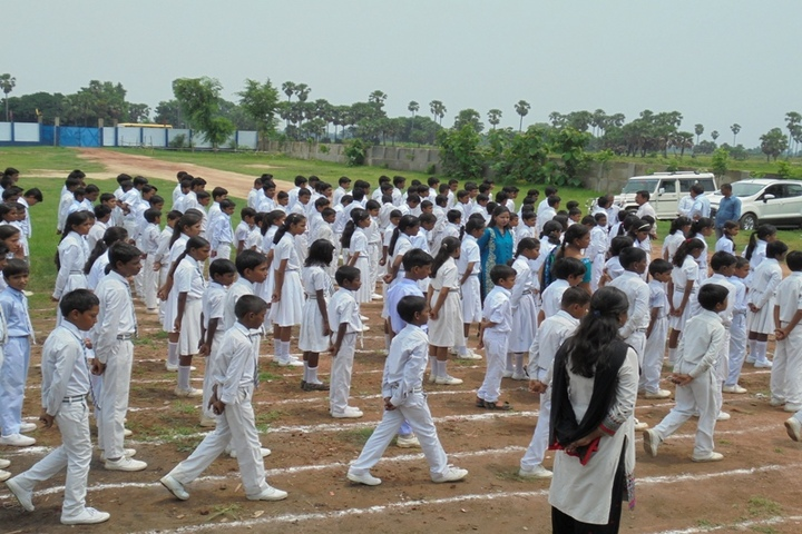 School Of Science And Technology-Sports Day