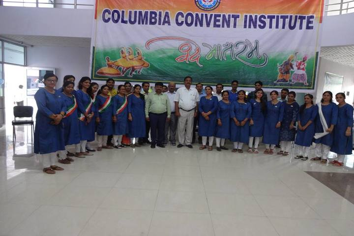 Columbia Convent Institute-Staff