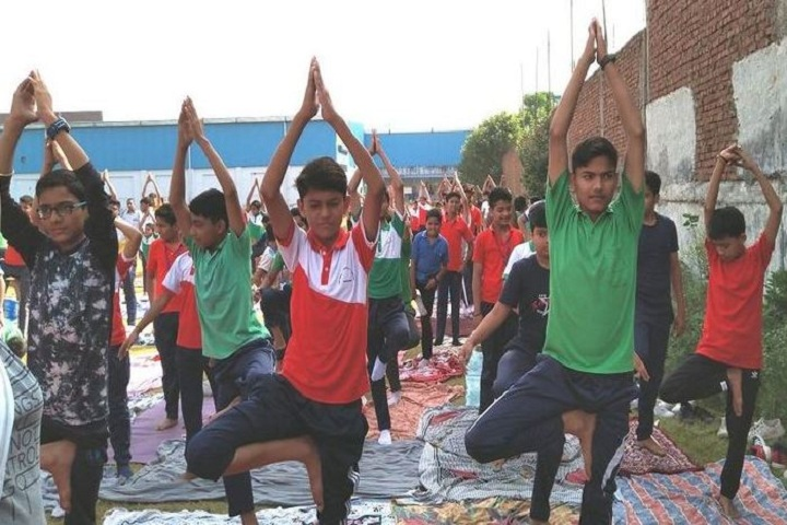 Columbia Convent Institute-Yoga