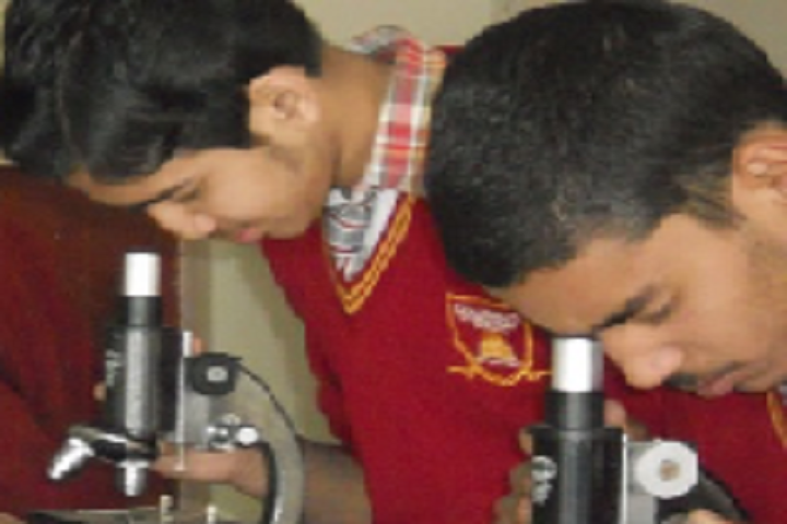 Columbus International School-Biology Lab