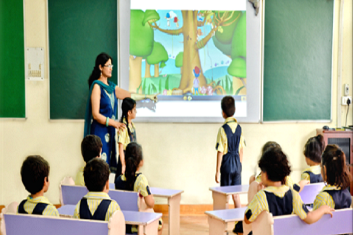 Columbus International School-Class Room