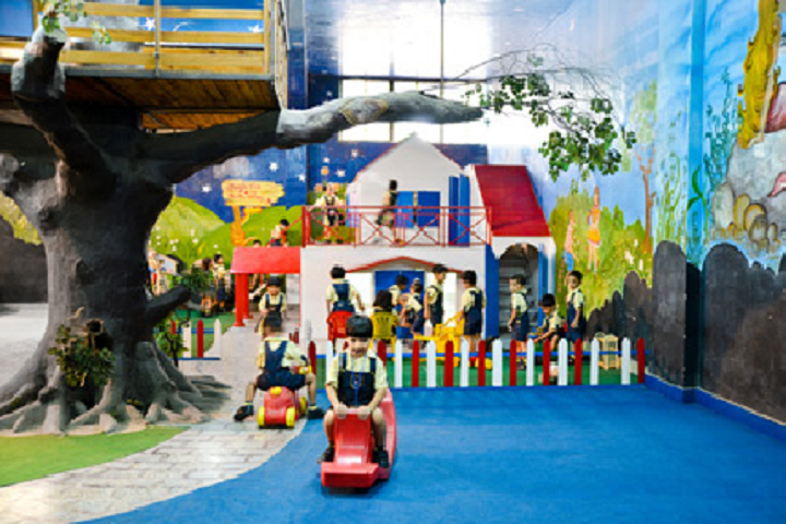 Columbus International School-Kids Park