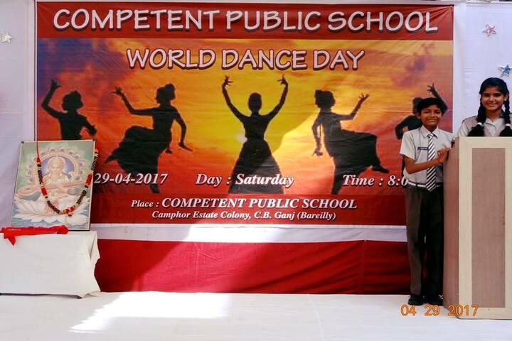Competent Public School-Fest