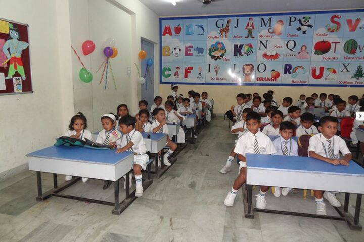 Competent Public School-KG Classroom