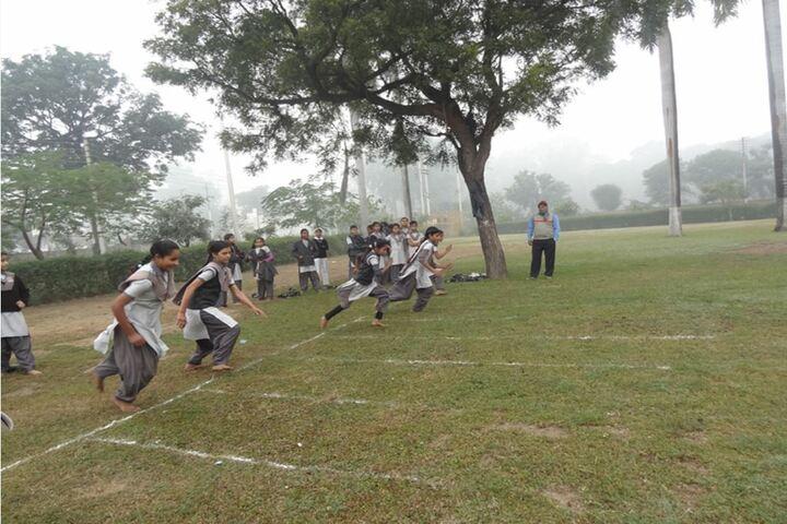 Competent Public School-Sports