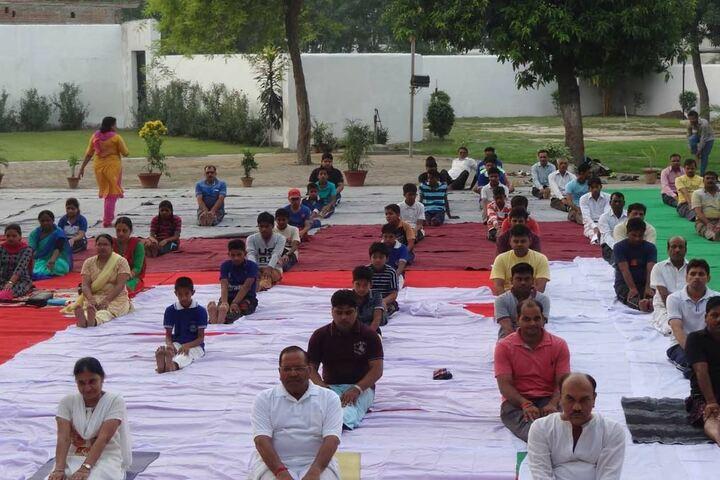 Competent Public School-Yoga