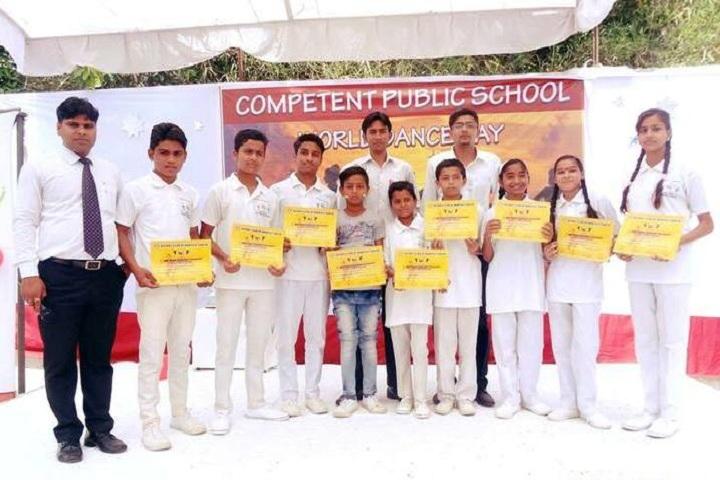 Competent Public School-Award