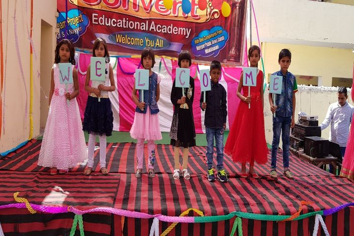 Convent Educational Academy-Fest