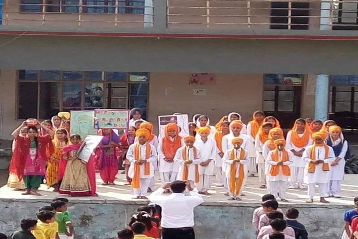Convent Educational Academy-Dancing