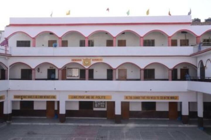 Creative Convent College-Campus
